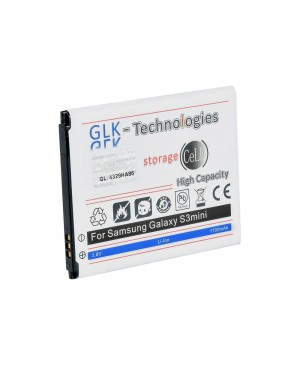 GLK-Technologies High Capacity Akku 1700mAh für Galaxy S3 mini EB-F1M7FLU